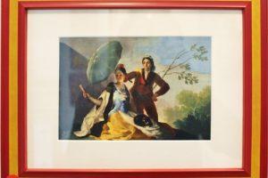 Lámina de Obra de Goya